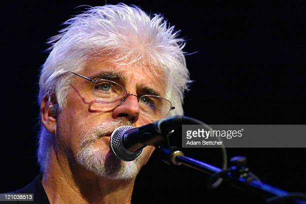 Michael McDonald during 2004 NAMM Music and Sound Expo Concert at Minneapolis Convention Center in Minneapolis Minnesota United States