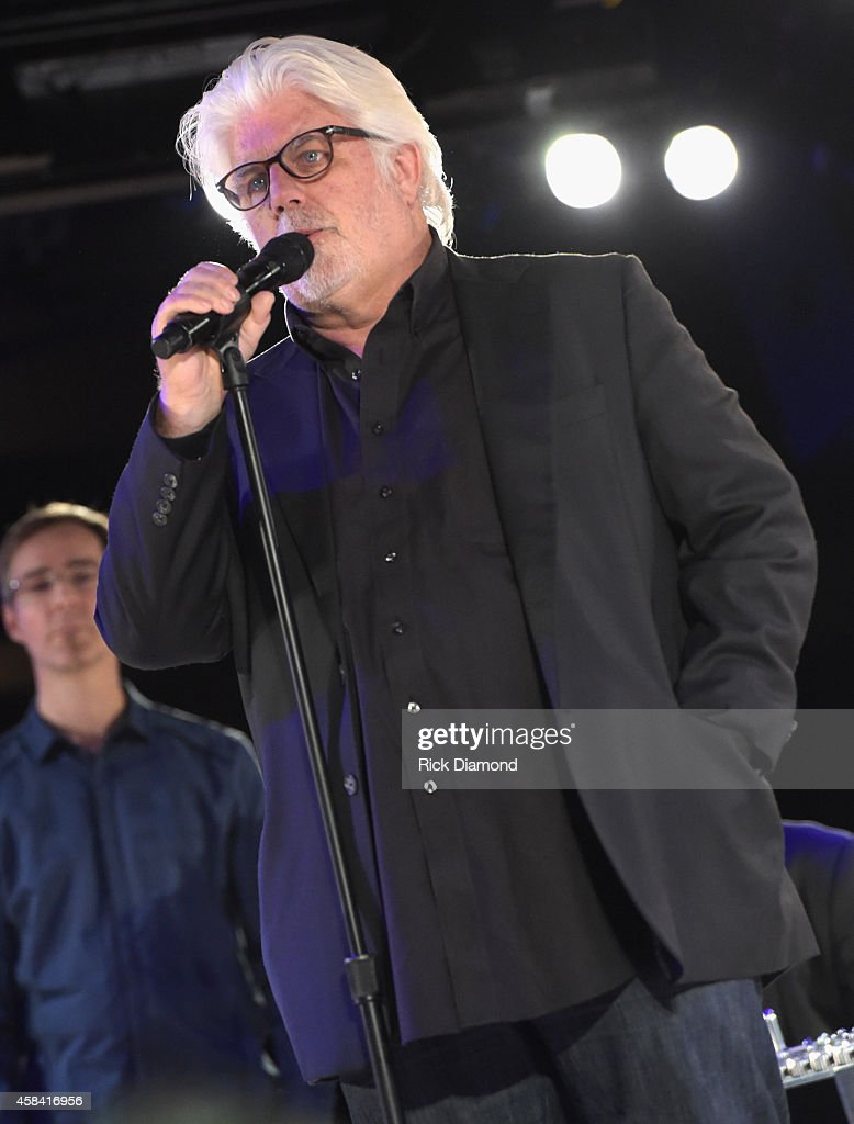 Michael McDonald performs onstage at the BMI 2014 Country Awards at BMI on November 4 2014 in Nashville Tennessee