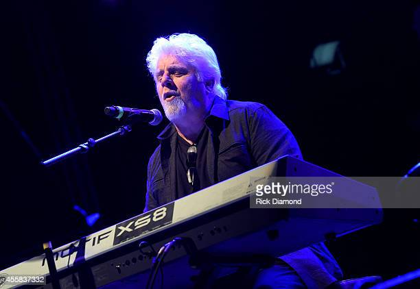 Michael McDonald performs onstage at the Music City Food Wine Festival Harvest Night Presented By Infiniti on September 20 2014 in Nashville Tennessee