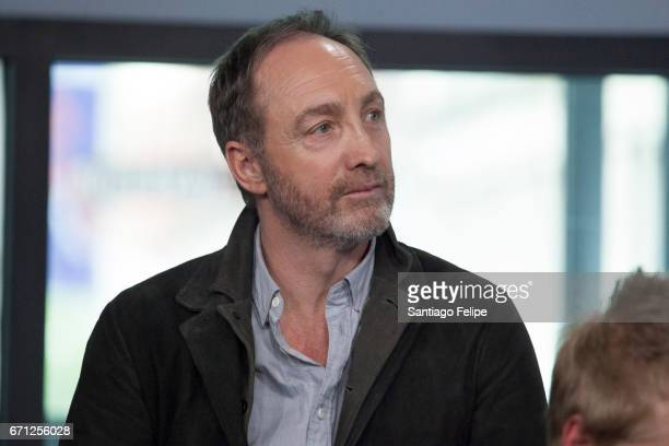 Michael McElhatton attends Build Series Presents at Build Studio on April 21 2017 in New York City