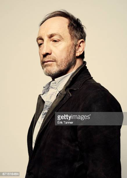 Michael McElhatton from 'Genius' poses at the 2017 Tribeca Film Festival portrait studio on April 21 2017 in New York City
