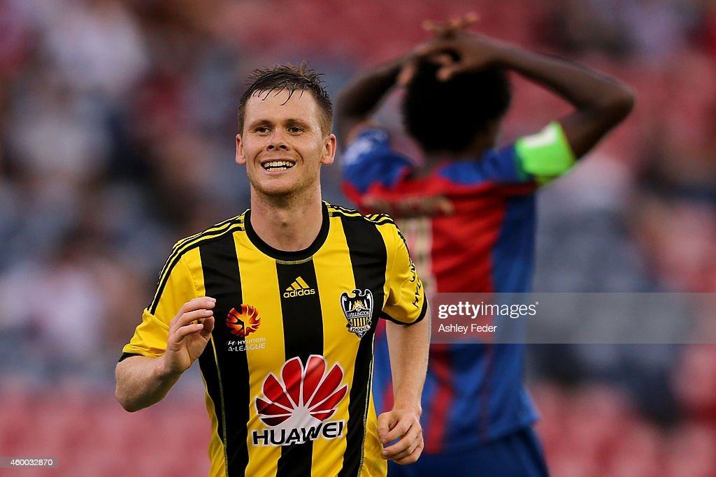 A-League Rd 10 - Newcastle v Wellington