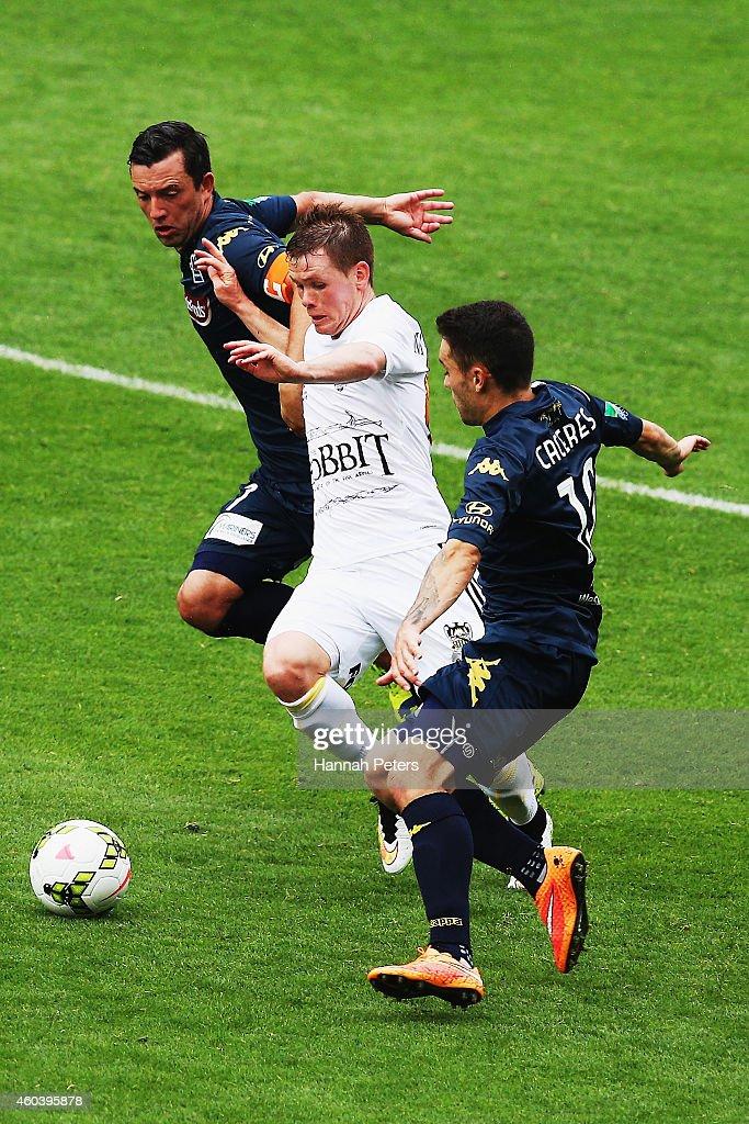 A-League Rd 11 - Wellington v Central Coast