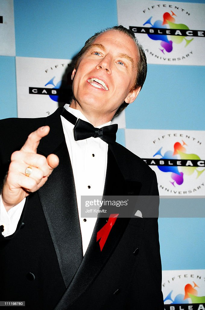 Michael McKean during 1994 Cable Ace Awards in Los Angeles, California, United States.