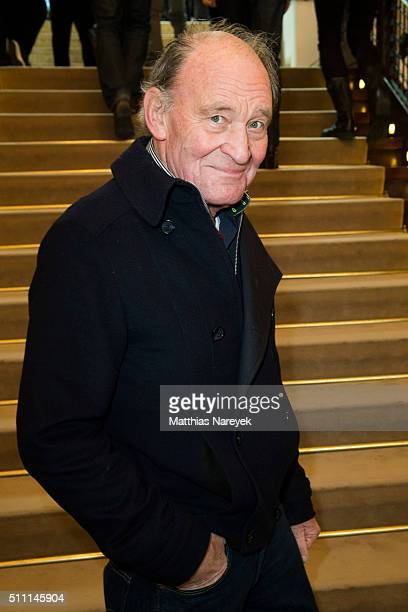Michael Mendl attends the FFF Reception on February 18 2016 in Berlin Germany