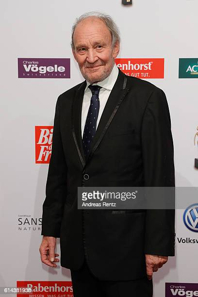 Michael Mendl attends the 'Goldene Bild der Frau' award at Stage Theater on October 13 2016 in Hamburg Germany