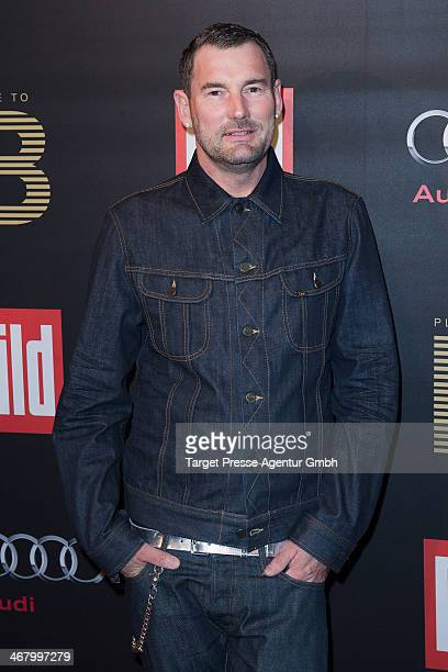 Michael Michalsky attends the BILD 'Place to B' Party at Grill Royal on February 8 2014 in Berlin Germany