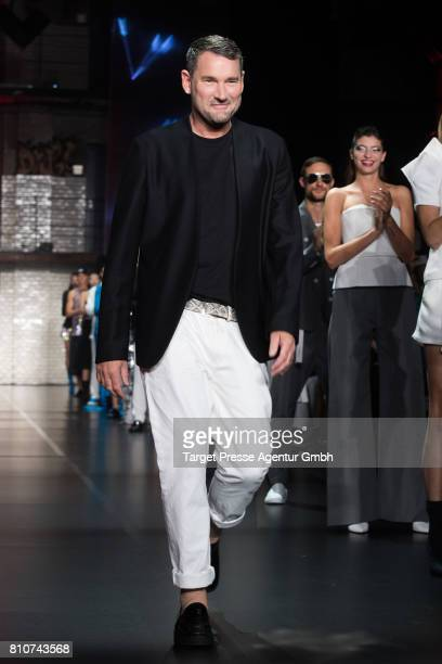 Michael Michalsky attends the MICHALSKY StyleNite during the MercedesBenz Fashion Week Berlin Spring/Summer 2018 at eWerk on July 7 2017 in Berlin...