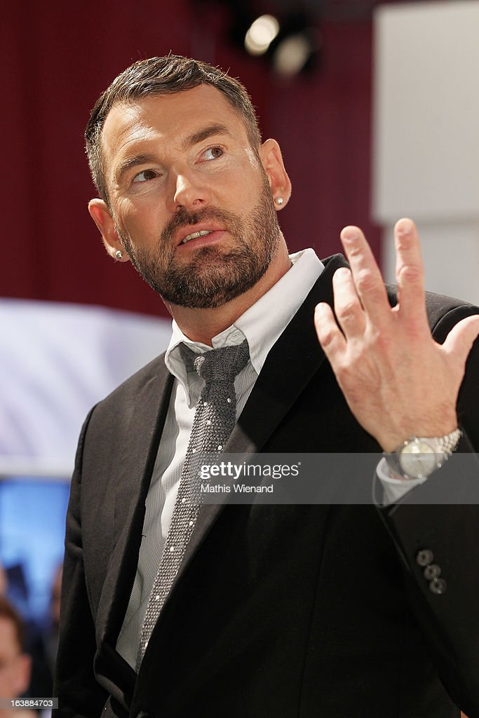 Michael Michalsky attends the Top Hair International Beauty Fair on March 17, 2013 in Dusseldorf, Germany.
