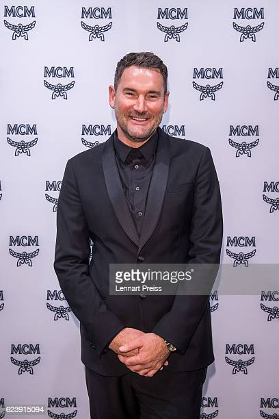 Michael Michalsky Creative Advisor MCM attends the MCM 40th Anniversary event on November 17 2016 in Munich Germany