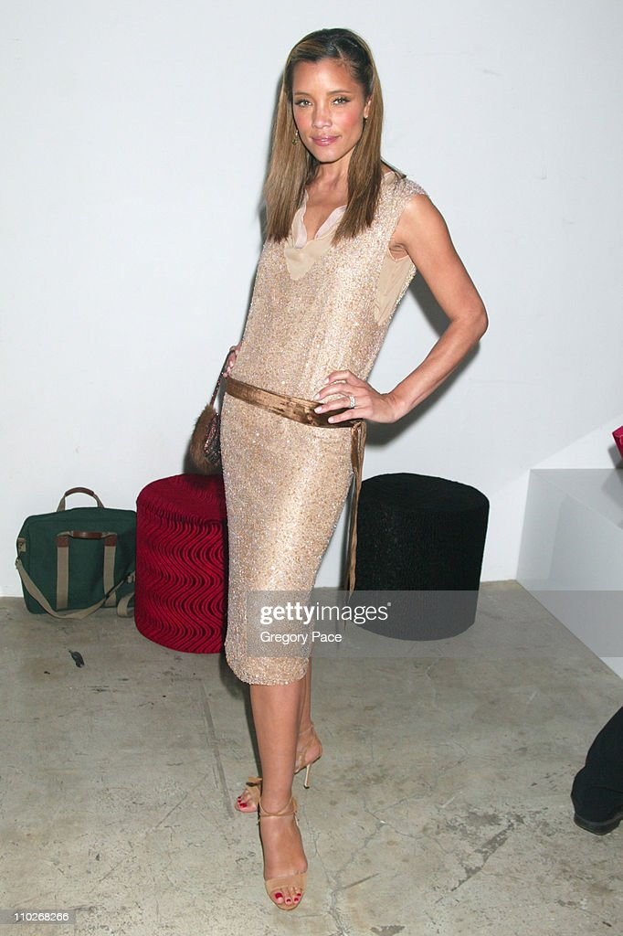 Michael Michele during Cosmopolitan's 40th Birthday Bash - Arrivals and Inside at Skylight Studio in New York City, New York, United States.