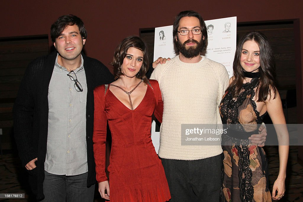 Martin Starr Alison Brie Engaged