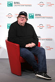 Michael Moore Photocall - 13th Rome Film Fest
