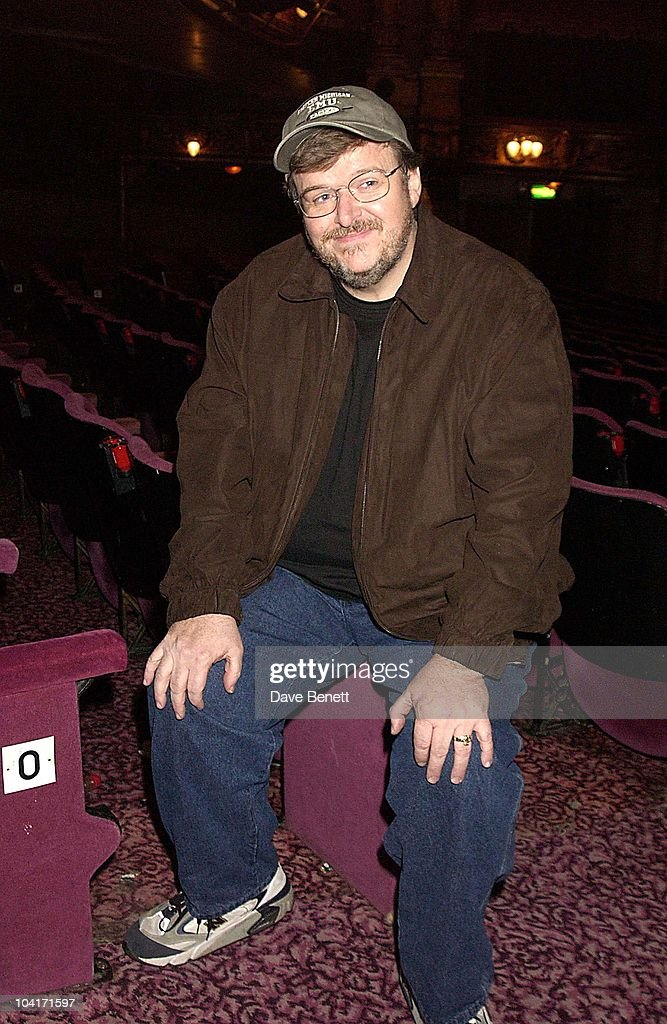 Michael Moore Live At The London Palladium, Michael Moore