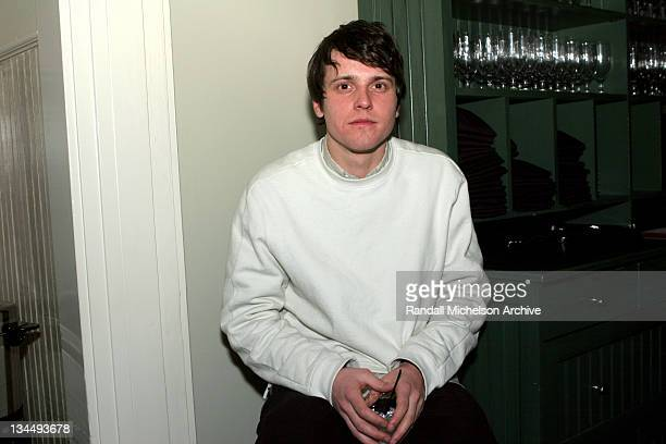 Michael Mosley during 2005 Park City 'Swimmers' Premiere Party at River Horse in Park City Utah United States