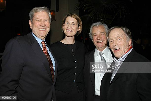 Michael Murphy Andrea Norlander Gordon Pinsent and Dick Cavett attend THE CINEMA SOCIETY and THE WALL STREET JOURNAL after party for 'Away from Her'...