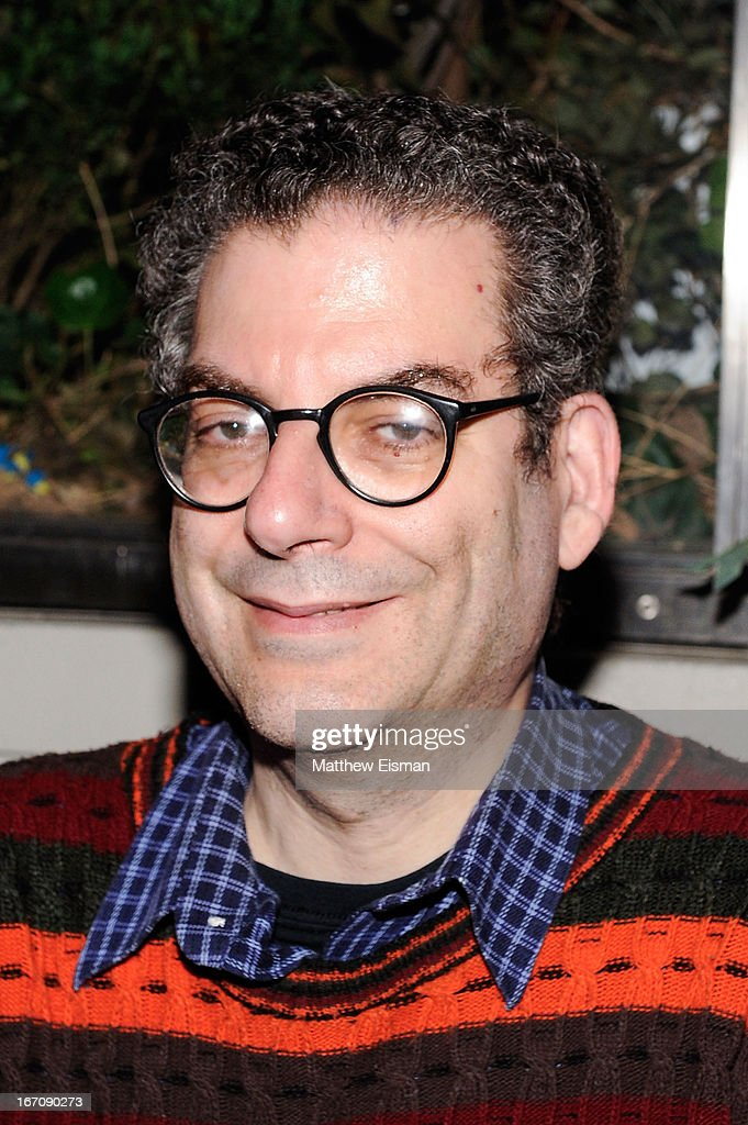 <a gi-track='captionPersonalityLinkClicked' href=/galleries/search?phrase=Michael+Musto&family=editorial&specificpeople=221292 ng-click='$event.stopPropagation()'>Michael Musto</a> attends the 'Elaine Stritch: Shoot Me' after party during the 2013 Tribeca Film Festival at Maritime Hotel on April 19, 2013 in New York City.