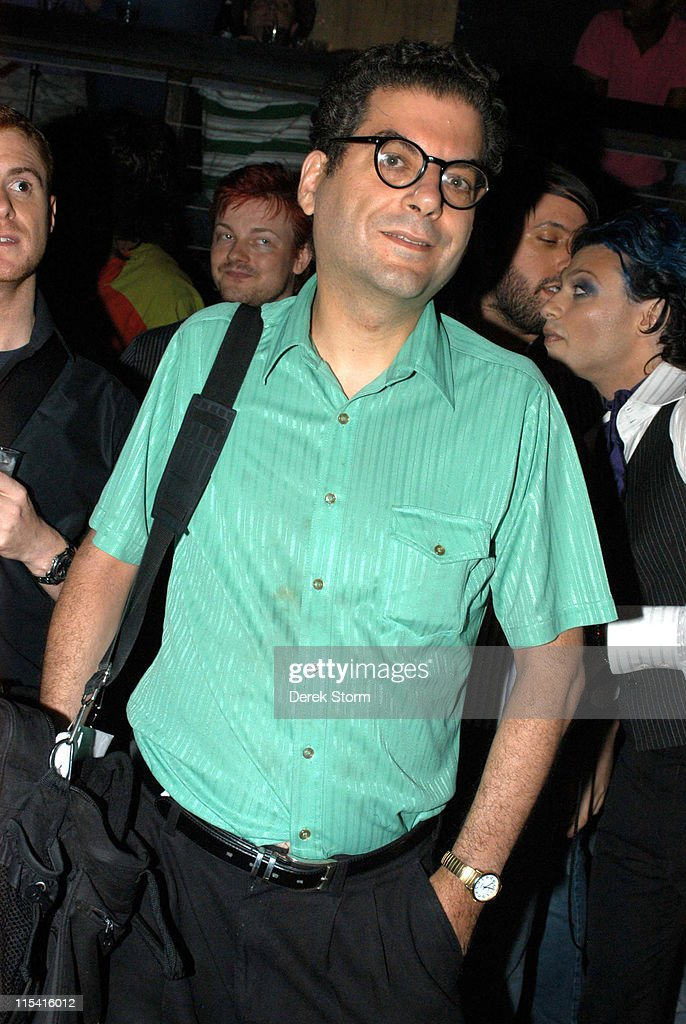 Michael Musto during Next Magazine's Out There Awards 2005 at Crowbar in New York City, New York, United States.