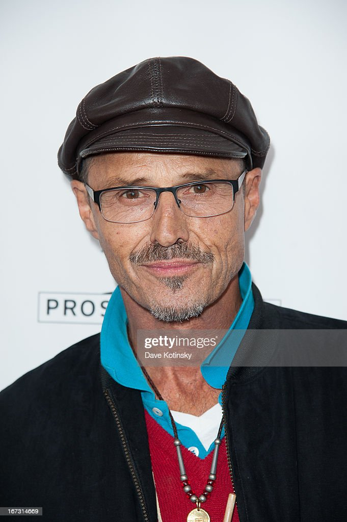 Michael Nader attends the 'All My Children' & 'One Life To Live' premiere at Jack H. Skirball Center for the Performing Arts on April 23, 2013 in New York City.