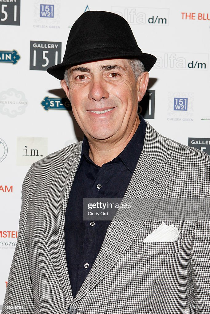 Michael Namer attends the 2011 Hope for Them Foundation Holiday Toy drive at Gallery 151 on December 17, 2011 in New York City.