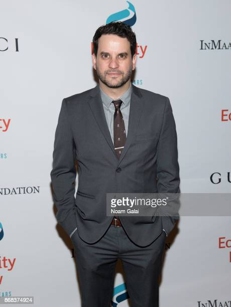 Michael Nathanson attends the 2017 Equality Now Gala at Gotham Hall on October 30 2017 in New York City