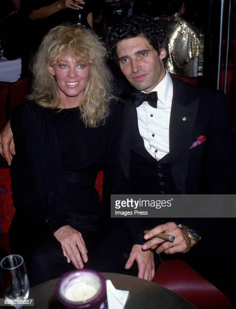 Michael Nouri and Vicki Light circa 1983 in New York City