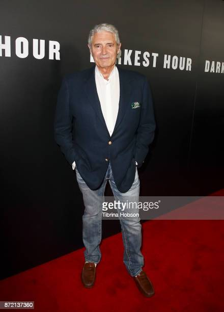 Michael Nouri attends the premiere of Focus Features 'Darkest Hour' at Samuel Goldwyn Theater on November 8 2017 in Beverly Hills California