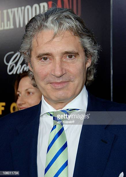Michael Nouri during 'Hollywoodland' Los Angeles Premiere Arrivals at Academy of Motion Picture Arts and Sciences in Beverly Hills California United...