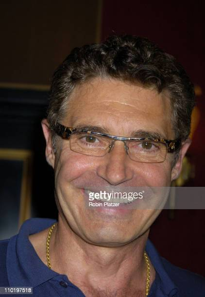 Michael Nouri during 'King Arthur' World Premiere Inside Arrivals at The Ziegfeld Theatre in New York City New York United States