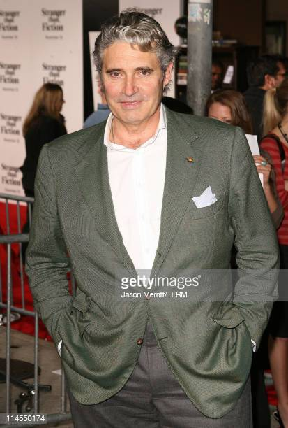Michael Nouri during 'Stranger than Fiction' Los Angeles Premiere Arrivals at Mann Village Theatre in Westwood California United States