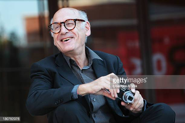 Michael Nyman attends the 6th International Rome Film Festival at Auditorium Parco Della Musica on October 29 2011 in Rome Italy