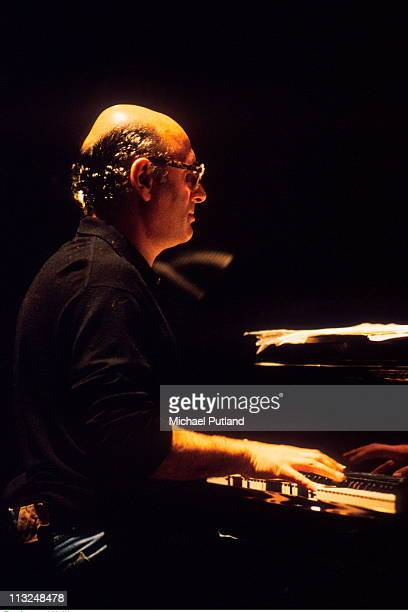 Michael Nyman performs on stage Royal Festival Hall London 1992