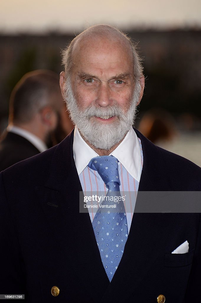 Michael Of Kent attends the Dinner At 'Fondazione Cini, Isola Di San Giorgio' during the 2013 Venice Biennale on May 29, 2013 in Venice, Italy.