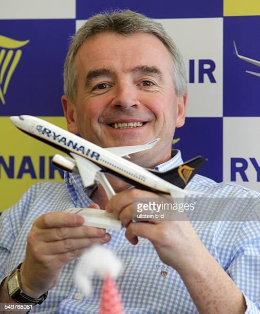Michael O'Leary CEO der Fluglinie Ryanair