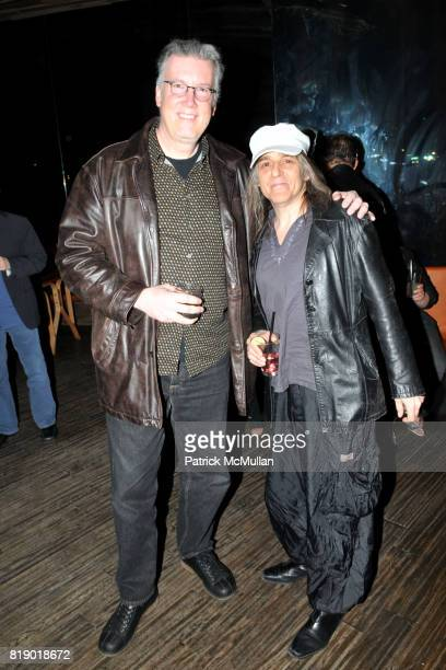 Michael Overn and Danny Cortex attend DANCETERIA 30th Anniversary Party at Aspen Social Club on May 9 2010 in New York City
