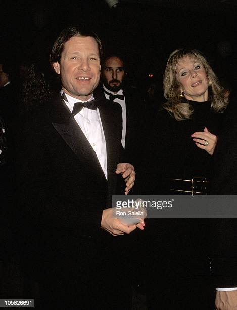 Michael Ovitz and Jane Ovitz during 5th Annual Moving Picture Ball at Century Plaza in Century City California United States