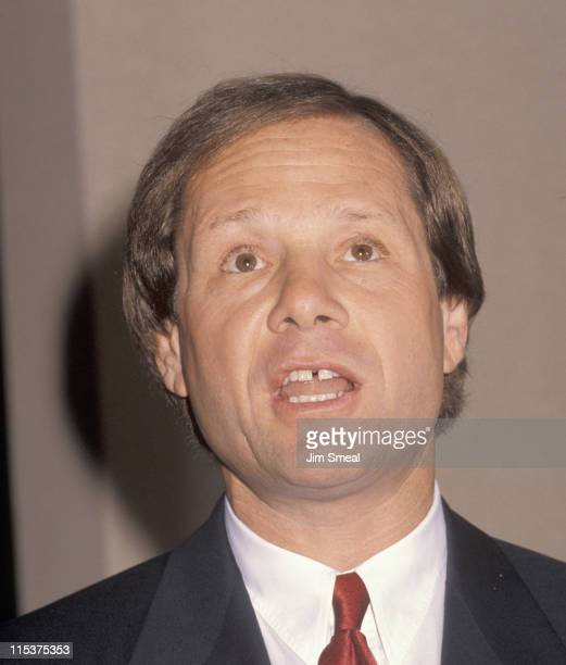 Michael Ovitz during Film Foundation Conference in Beverly Hills 1990 at CAA Building in Beverly Hills California United States