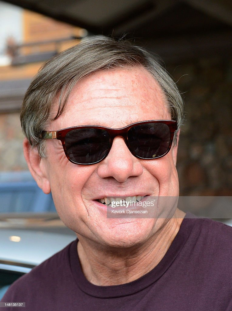 Michael Ovitz, who co-founded Creative Artists Agency and served as President of the Walt Disney Company, arrives for the Allen & Company Sun Valley Conference on July 10, 2012 in Sun Valley, Idaho. Warren Buffett, Bill Gates and Mark Zuckerberg have been invited to attend the conference which begins Tuesday.