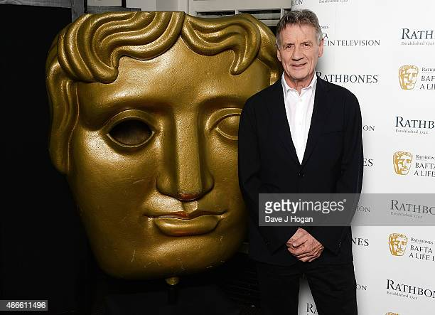 Michael Palin attends BAFTA A Life In Television With Michael Palin at BAFTA on March 17 2015 in London England