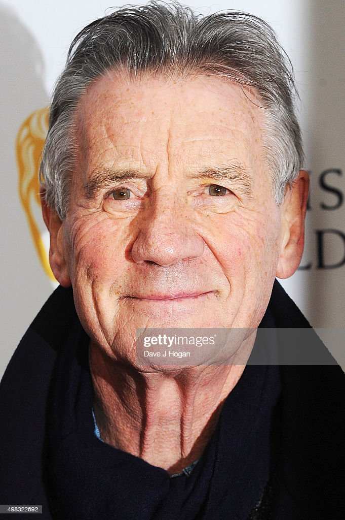 Michael Palin attends the British Academy Children's Awards at The Roundhouse on November 22 2015 in London England