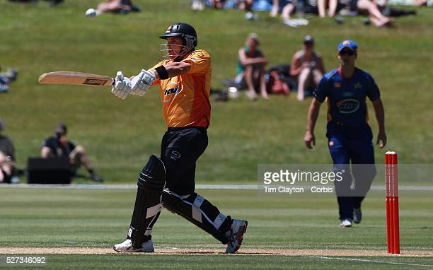 Michael Papps Wellington in action during the Otago Voltz V Wellington Firebirds HRV Cup match at the Queenstown Events Centre Queenstown New Zealand...