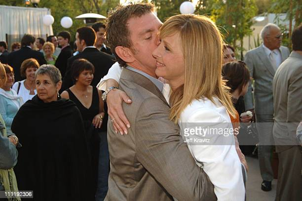 Michael Patrick King Executive Producer and Lisa Kudrow