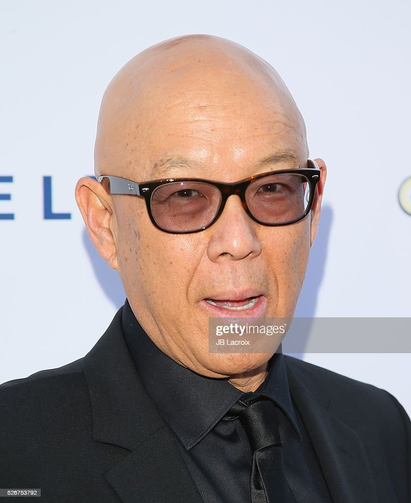 Michael Paul Chan attends Covenant House Of California's Annual Fundraising Gala, A Night Honoring Our Stars at The Globe Theatre at Universal Studios on April 30, 2016 in Universal City, California.