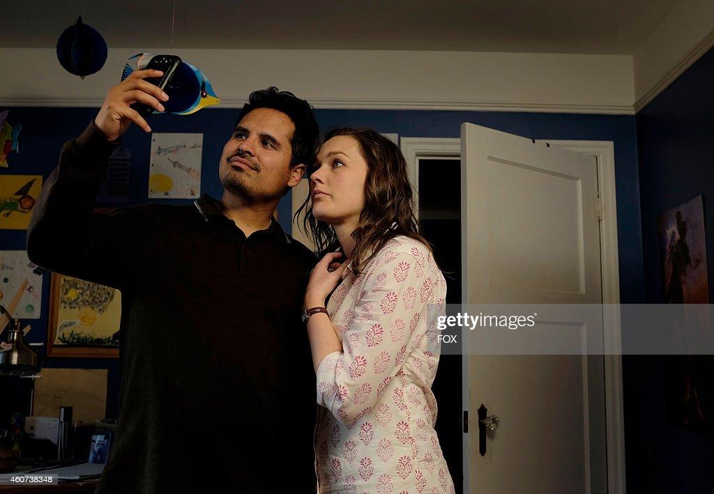 Michael Pena and Virginia Kull in 'Episode Ten' Season Finale of GRACEPOINT airing Thursday Dec 11 2014 on FOX