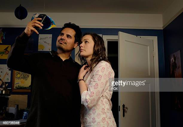 Michael Pena and Virginia Kull in 'Episode Ten' Season Finale of GRACEPOINT airing Thursday Dec 11 2014 on FOX