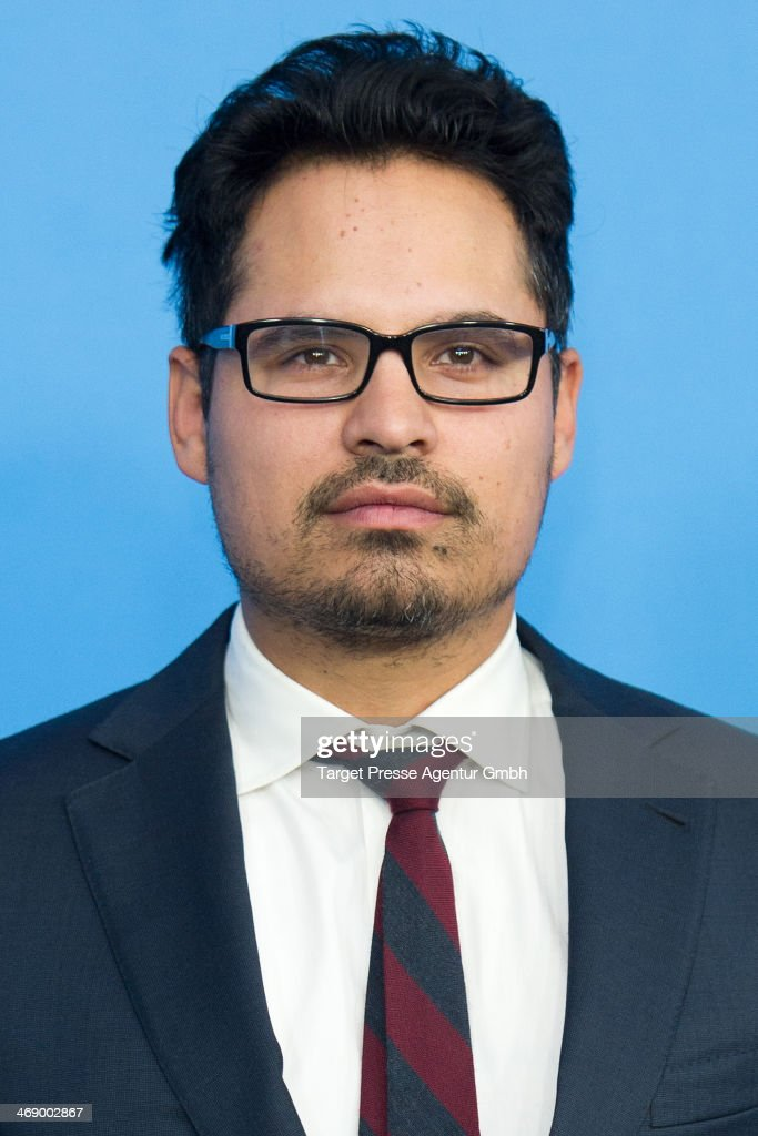 Michael Pena attends the 'Cesar Chavez' photocall during 64th Berlinale International Film Festival at Grand Hyatt Hotel on February 12, 2014 in Berlin, Germany.