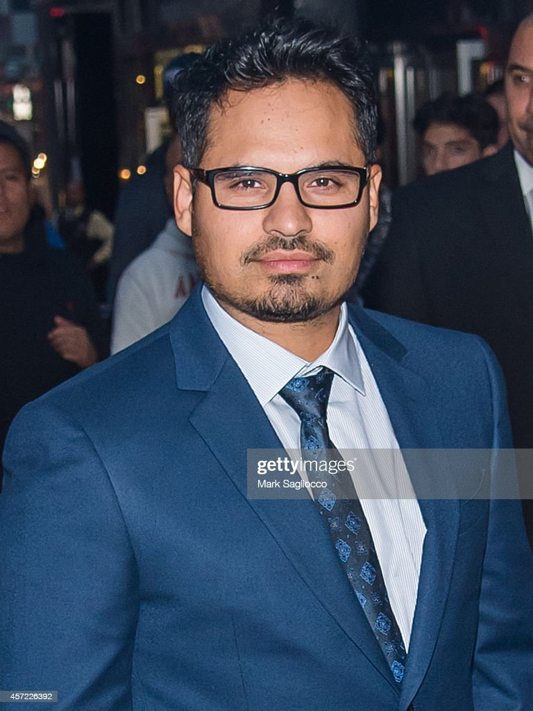 Michael Pena attends the 'Fury' New York Premiere at DGA Theater on October 14 2014 in New York City