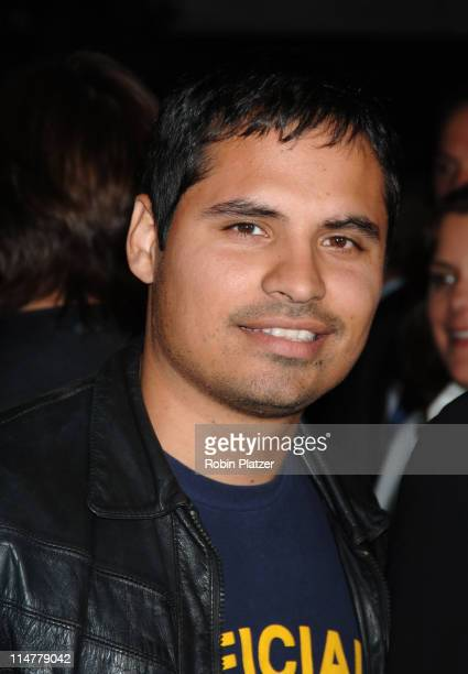 Michael Pena during 'The Departed' New York City Premiere at Ziegfeld Theater in New York City New York United States