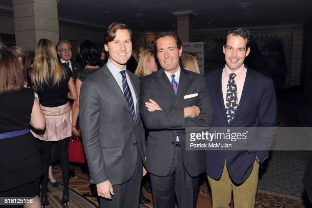 Michael Pierceson and Jeff Pfeifle Christopher Stittmiller attend 2010 ASPCA Humane Awards Luncheon Sponsored by Hartville Group at The Pierre Hotel...