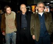 Michael Pitt Bernardo Bertolucci Director and Jeremy Thomas Producer